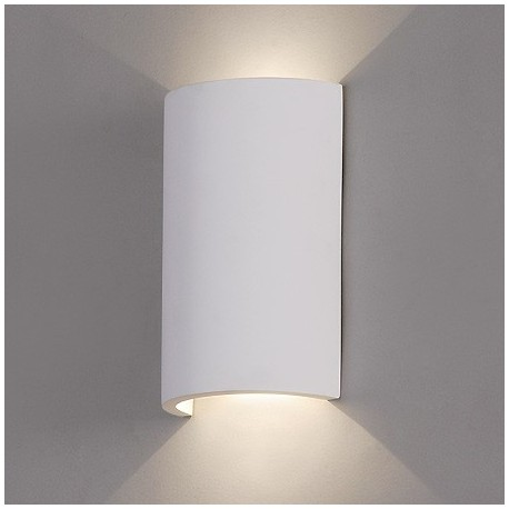 Comprar aplique pared led axel en blanco mate - Aplique pared led ...
