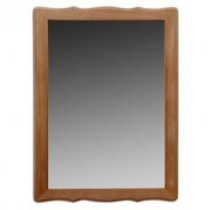 Espejo entrada rectangular en madera