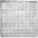 Plafón de techo LED Diamante cuadrado en cromo