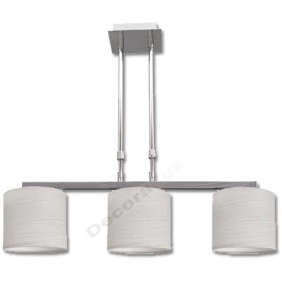 Lámpara con tres luces y estilo...