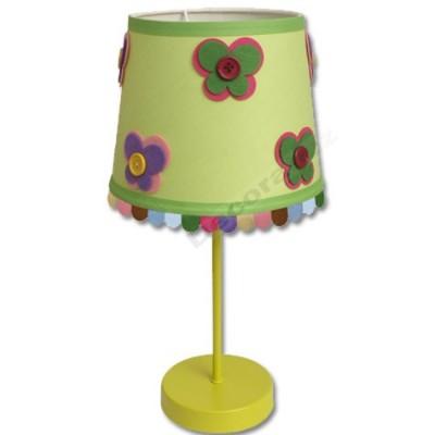 Comprar l mpara sobremesa infantil color verde detalles for Lampara sobremesa infantil