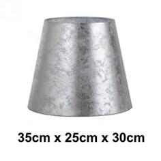 Pantalla Hermes plateada efecto pan de plata formato normal alta