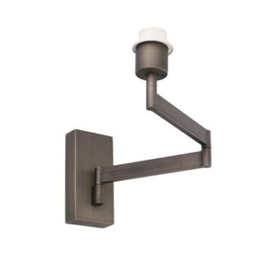Lámpara de pared Artis 2 articulado en metal bronce
