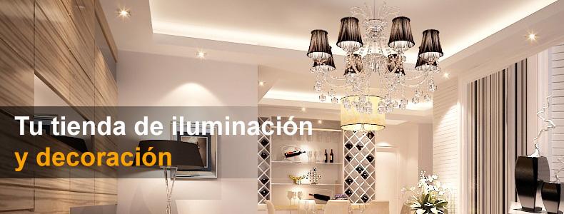 Decoraluz, tienda de iluminación y decoración