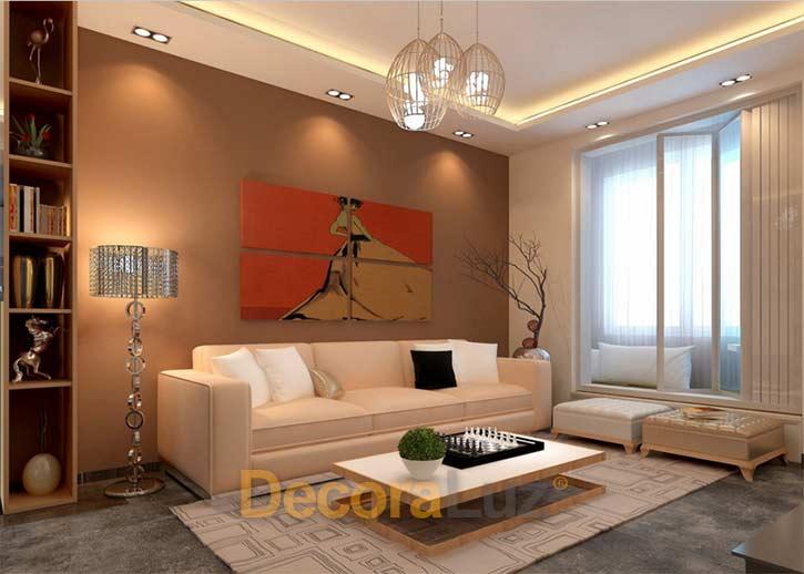 Iluminación en hogar y oficina