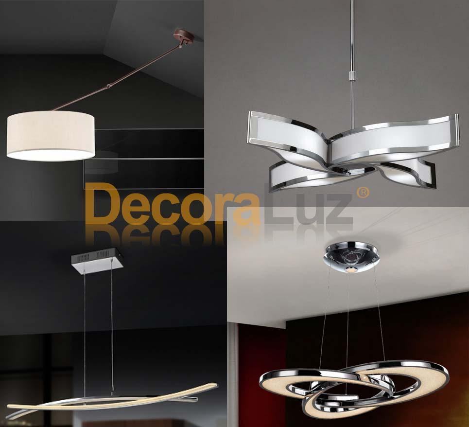 Lámparas LED en decoraluz