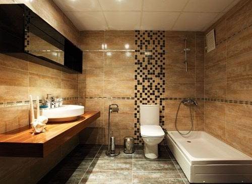 Decoración de baños en decoraluz