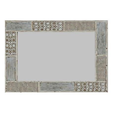 Los espejos de madera nunca pasan de moda y son una buena alternativa para decorar comedores y salones. Descubre otros espejos decorativos en DECORALUZ.