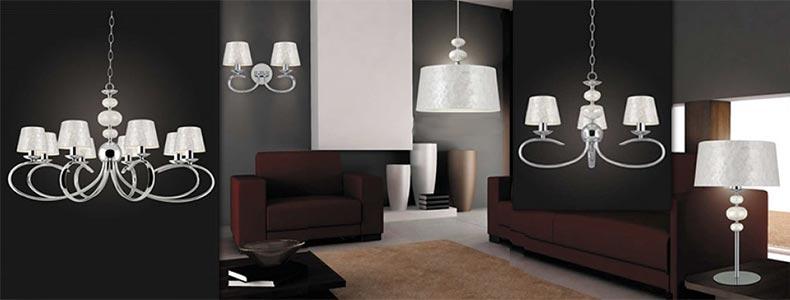 Iluminación en decoraluz