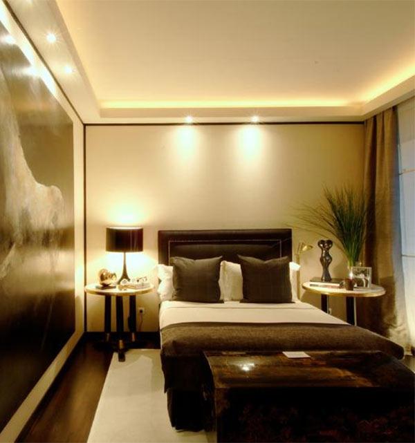 Iluminación de dormitorios en decoraluz