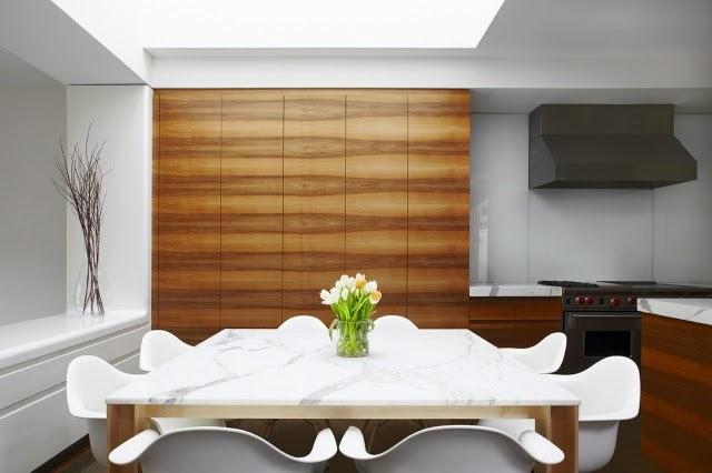 La madera como elemento decorativo